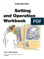Cnc Setting and Operation Workbook