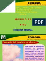 Modulo Diez - Contaminacion Aire