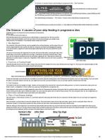 Die Science_ 4 Causes of Poor Strip Feeding in Progressive Dies - The Fabricator