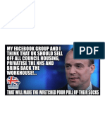 Tory Brexit Minister Dominic Raab Was a Member of a Facebook Group