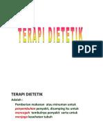TERAPI DIETETIK