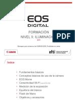 EOS Digital Formacion Nivel II Iluminacion
