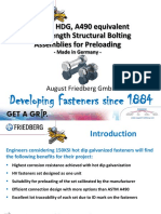 August Friedberg PPT