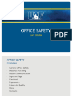 Office Safety 2014