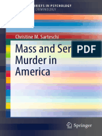 Mass and Serial Murder in America