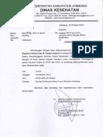 Undangan Sosialisasi Rujukan Online Tgl. 19 Oktober 2018