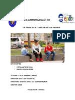 Centro Alternativo Juan Xxiii (Recuperado Automáticamente)
