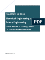 solved problems in EE & Safety Engg 2013.pdf