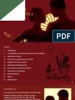 Dossier Don Quixot - Ballet de Catalunya