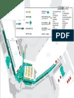Le plan pour trouver les bateaux dans le port de Saint-Malo