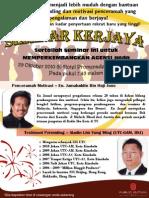 Seminar Kerjaya