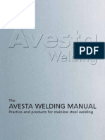 Avesta Welding Manual Practice and Products for Stainless Steel