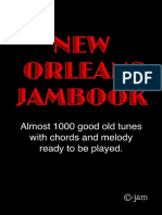 New Orleans Jam Book