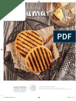 Recetario SAGARPA Vol. 07 - Calamar Gigante