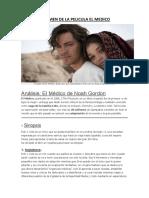 Resumen de La Pelicula El Medico