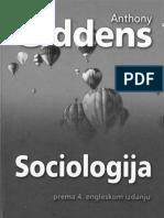 Sociologija, 4. Izd. (Giddens) [Globus] 2007