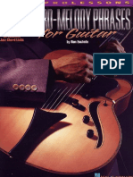 Chord Melody Phrases for Guitar - Hal Leonard.pdf