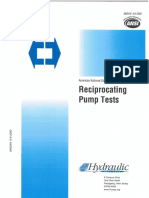 ANSI_HI 6.6-2000 Reciprocating Pumps Tests