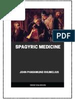 Spagyric Medicine