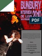Interview de Luxe 2010