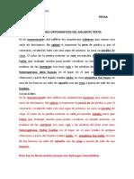 ORTOGRAFÍA OPOSICIONES 4