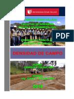 Informe - Densidad de Campo