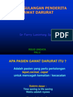 Gawat Darurat III