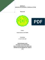 Cover Referat Hemoroid