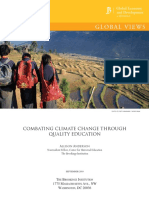 09 Climate Education