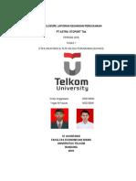 Disclosure Laporan Keuangan Perusahaan Pt Astra Otoparts Tbk