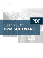 Buyer's Guide to CRM Software