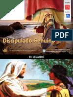 Lección 04 - Discipulado Genuino