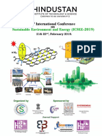 Call for Abstracts - 2nd ICSEE2019