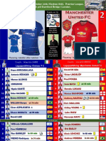 Premier League week 9 181020 Chelsea - Manchester United 2-2