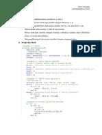 Penyelesaian Numerik Matriks