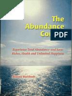 The Abundance  Book  (Sedona Method) - Crane, Lawrence; Levenson, Lester
