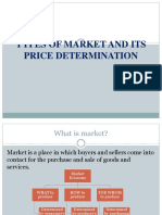 Types of Market and Its Price Determination-1 (1)
