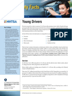 2016 YOUNG DRIVERS Traffic Safety Fact Sheet