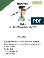 Hidung [Dr.rini]