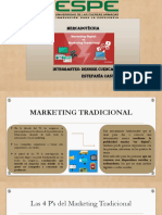 Marketing Moderno y Tradicional