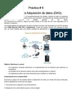 introducción  a las tarjetas de adquisición de datos