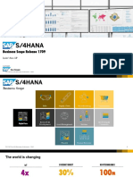 s4hana 1709 Business Scope Master l23 -Fi