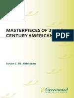 [Susan_C.W._Abbotson]_Masterpieces_of_20th-Century(b-ok.xyz).pdf