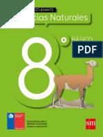 Ciencias Naturales 8º básico - Texto del estudiante