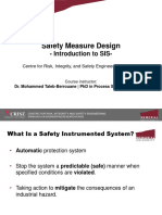 Safety Measure Design Introduction