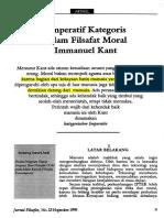 Imperatif Kategoris Immanuel Kant.pdf