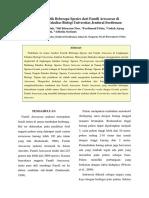73004_Analisis Fenetik Beberapa Spesies Dari Famili Arecaceae Di Lingkungan Fakultas Biologi Universitas Jenderal Soedi