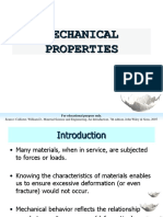 Mechanical Properties (Strain-Stress)