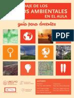 El Abordaje de Los Riesgos Ambientales en El Aula. Guía Didáctica