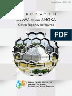 Kabupaten Gowa Dalam Angka 2018